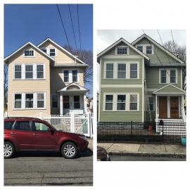 Medford-MA-Heathered-Moss-Green-James-Hardie-Fiber-Cement-Siding-Solid-State-Construction