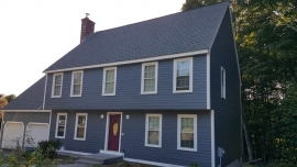 Shrewsbury-MA-AFTER-Siding-Installation-James-Hardie-Fiber-Cement-Blue-Solid-State-Construction