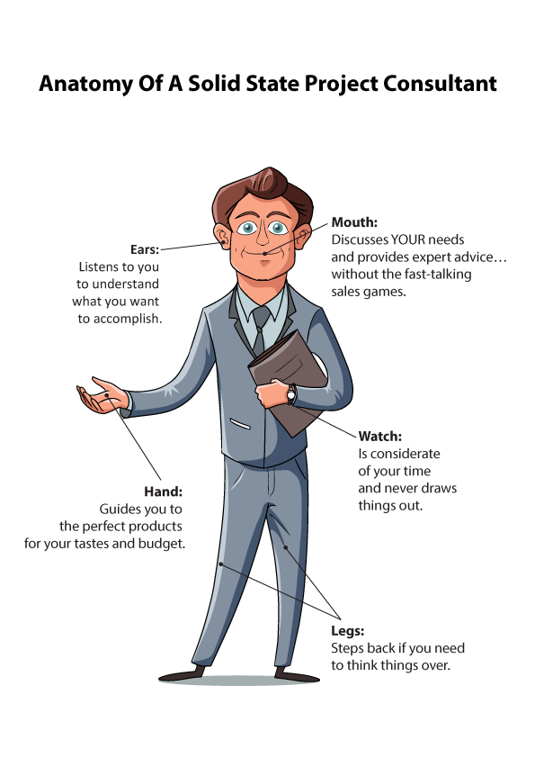 Anatomy Of A Solid State Project Consultant
