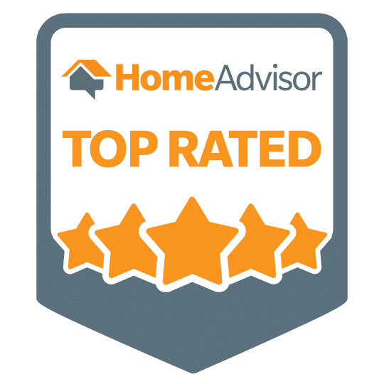 HomeAdvisor Top Rated Contractor - Solid State Construction