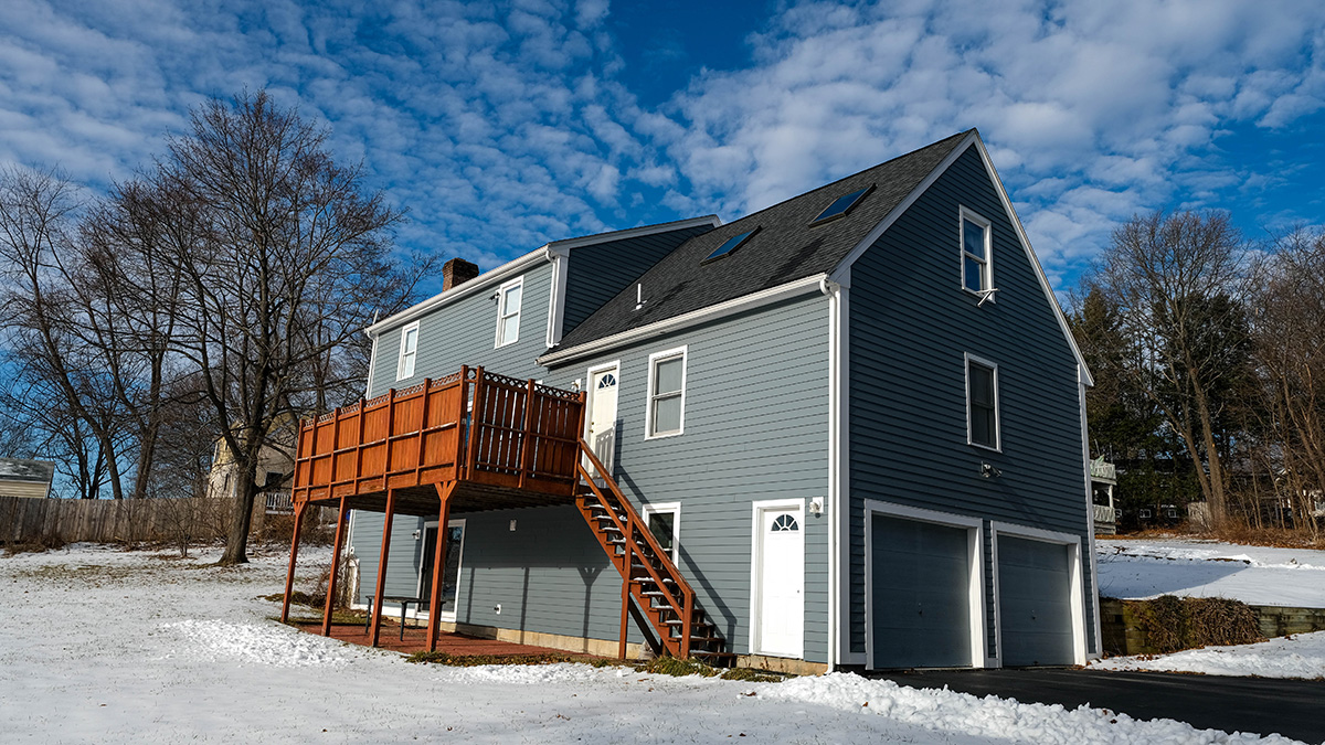 North Andover - Siding, Roofing, Windows, Doors, Decks - Solid State Construction