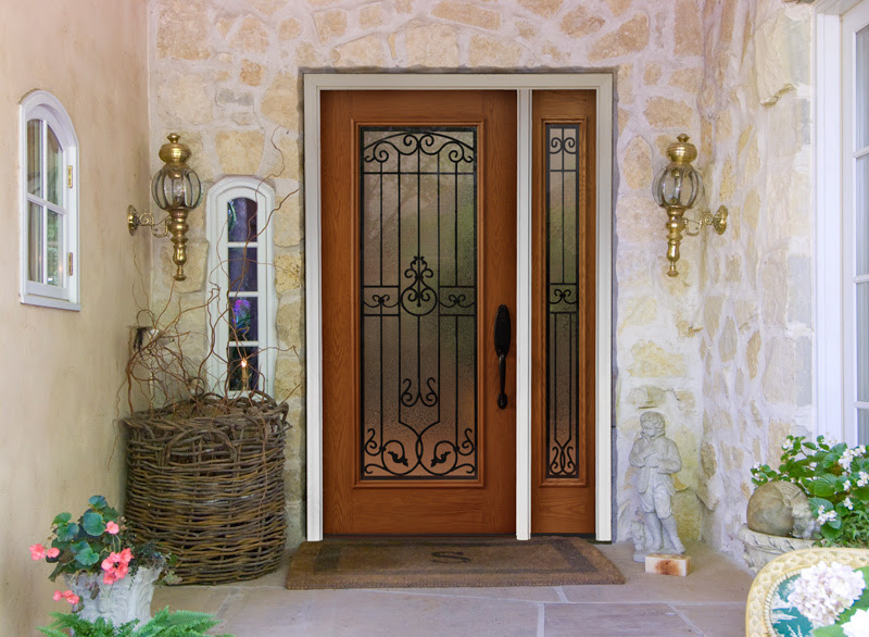 ProVia Heritage Fiberglass Entry Door - Central MA