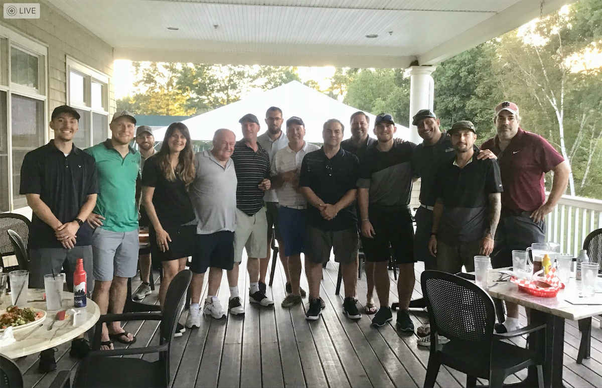 Image of Solid State Community Golf Tournament team