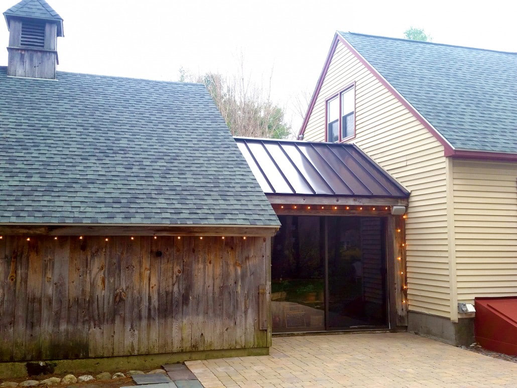 Solid State Construction - Asphalt & Metal Roofing Installation In Central MA