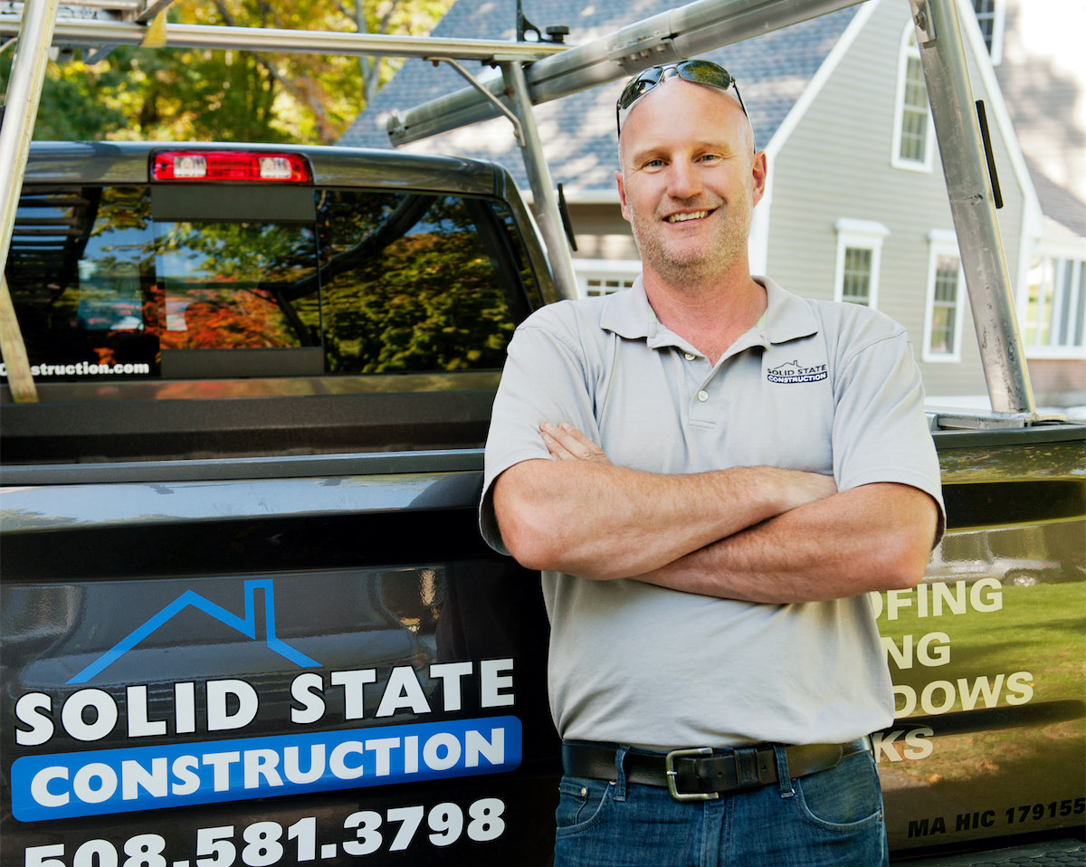 Solid State Construction - Jeff Brooks - Owner - Central MA