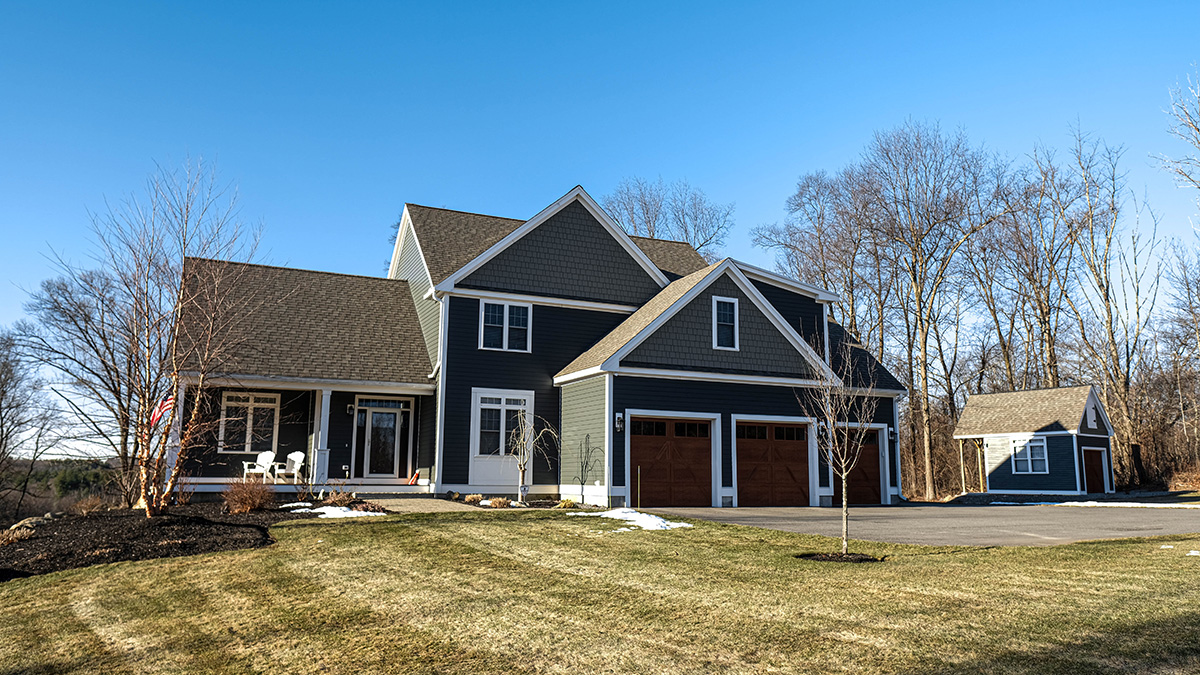 Somerville - Solid State Construction - Siding, Roofing, Windows, Doors & Decks