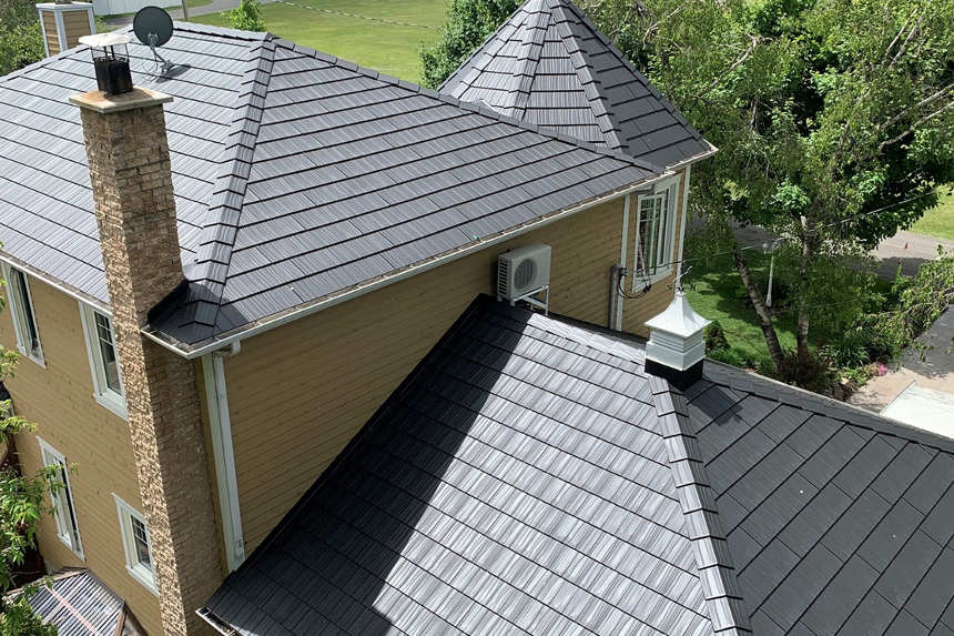 solid state construction true nature metal roofing tiles shake central ma